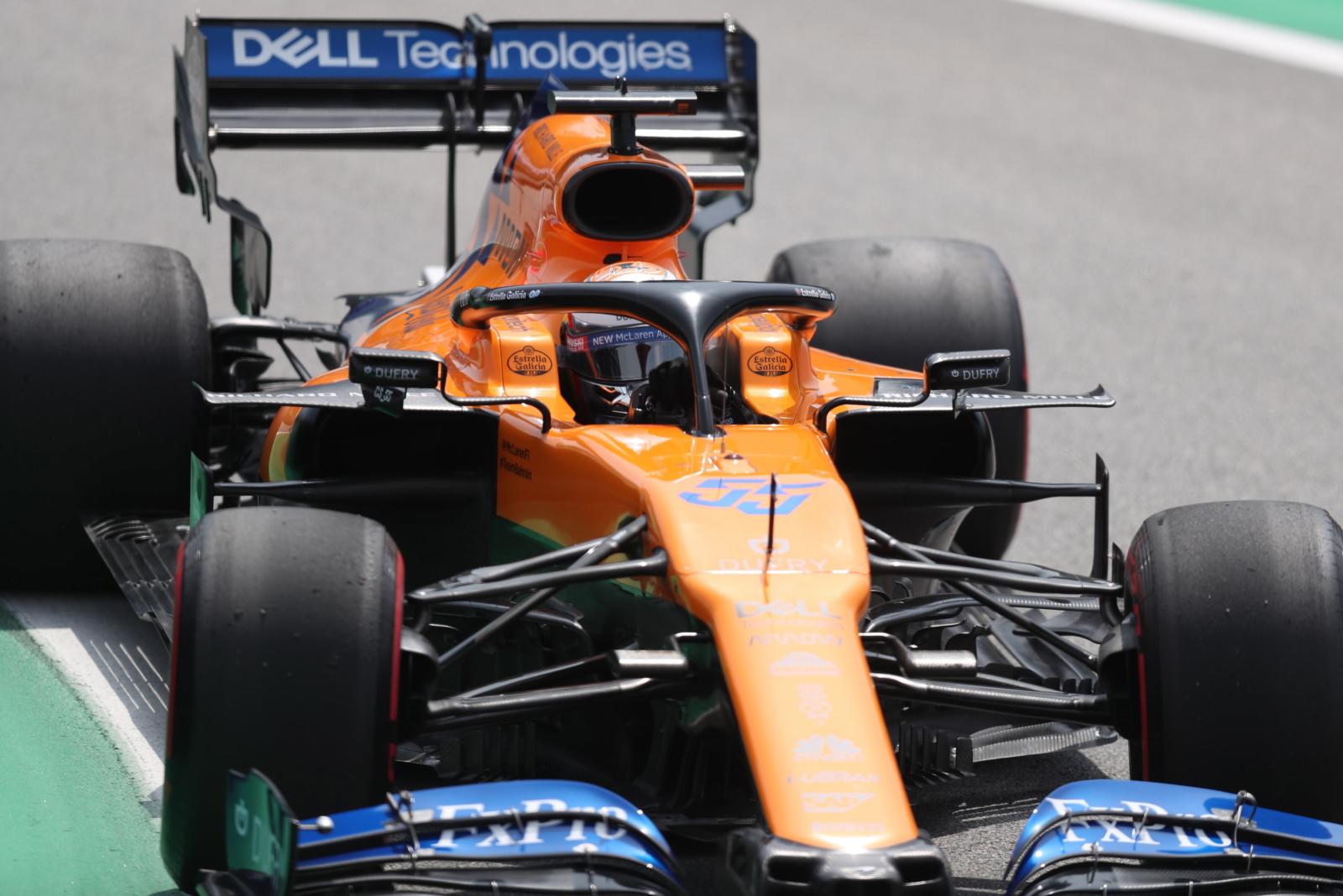Formuła 1 GP Brazylii fot. EPA/Fernando Bizerra