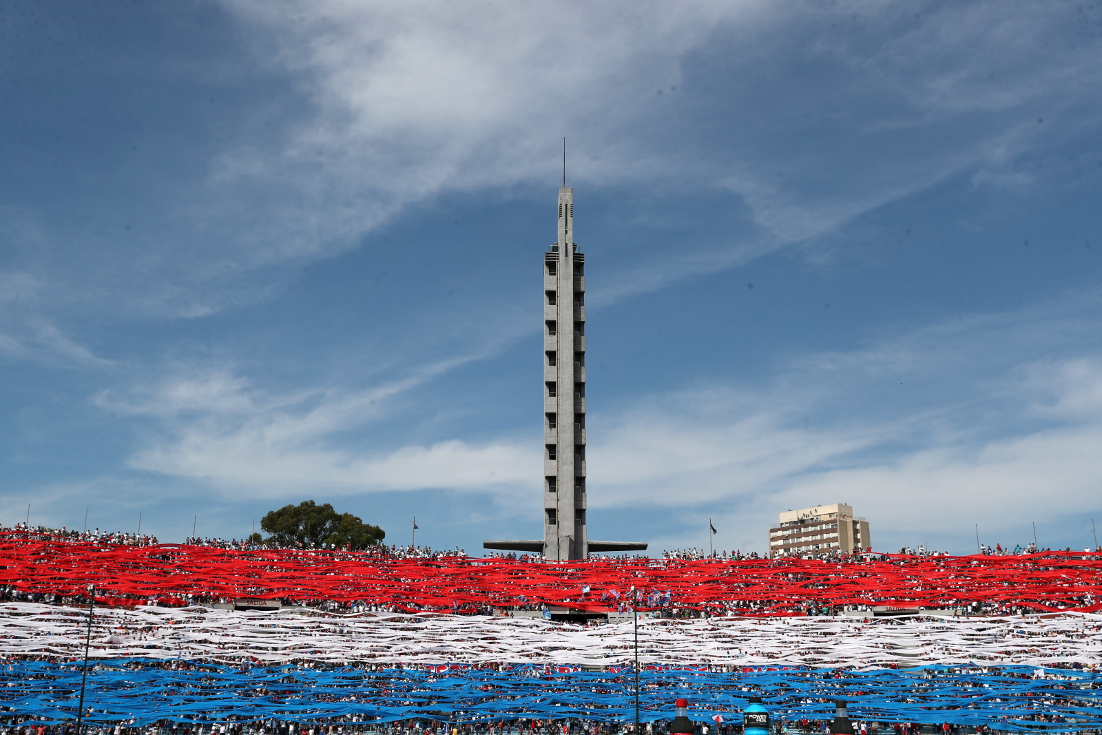 Urugwaj dziś fot. EPA/Raul Martinez