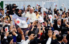 Franciszek w Japonii