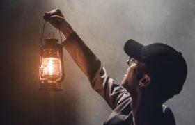 lampion światło