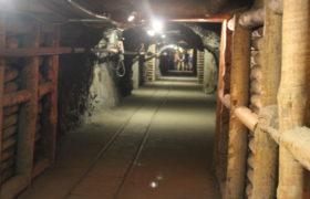 kopalnia św. Barbara Górnicy