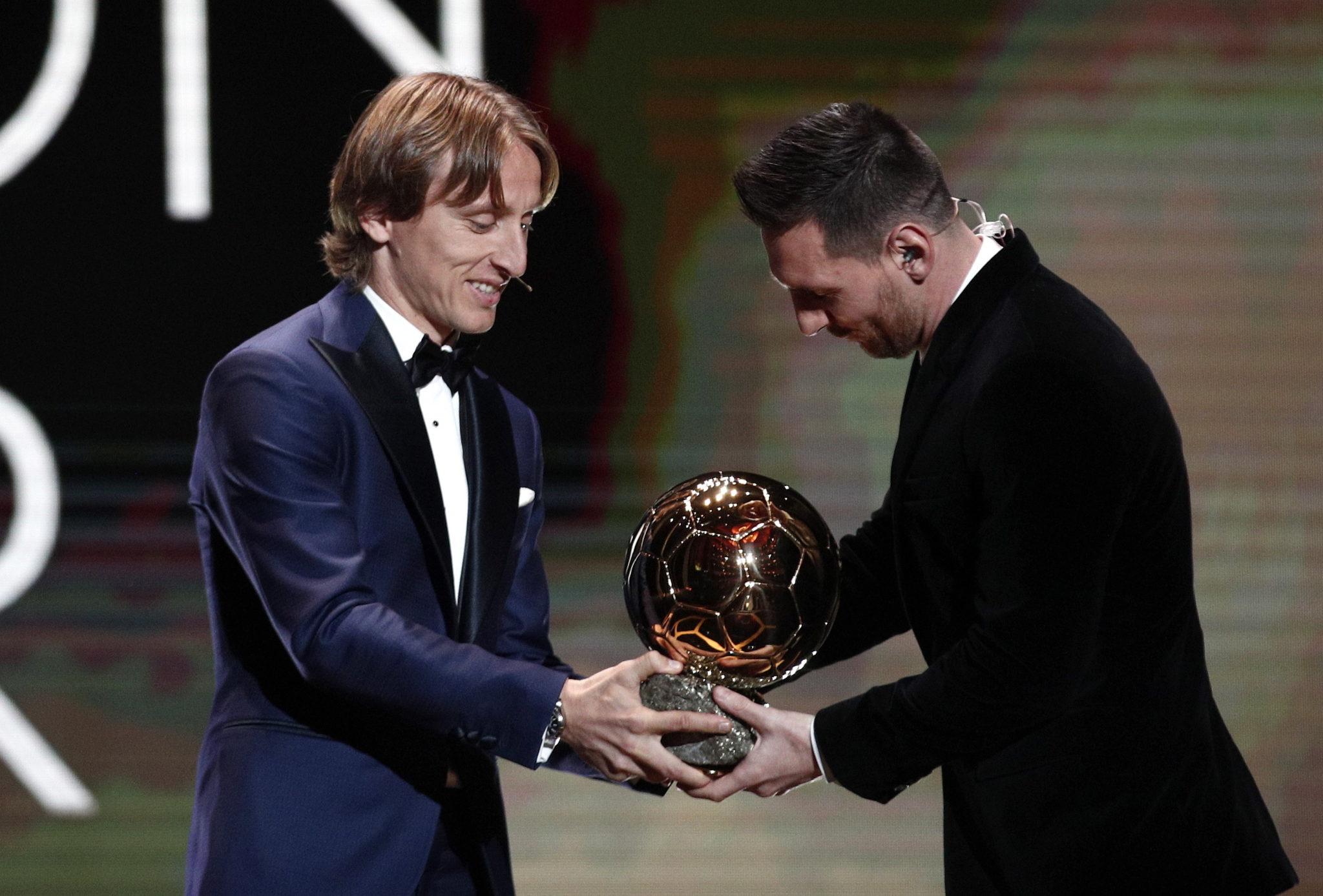 Złota Piłka dla Lionela Messiego. Argentyńczyk został po raz szósty wybrany najlepszym piłkarzem w plebiscycie magazynu
