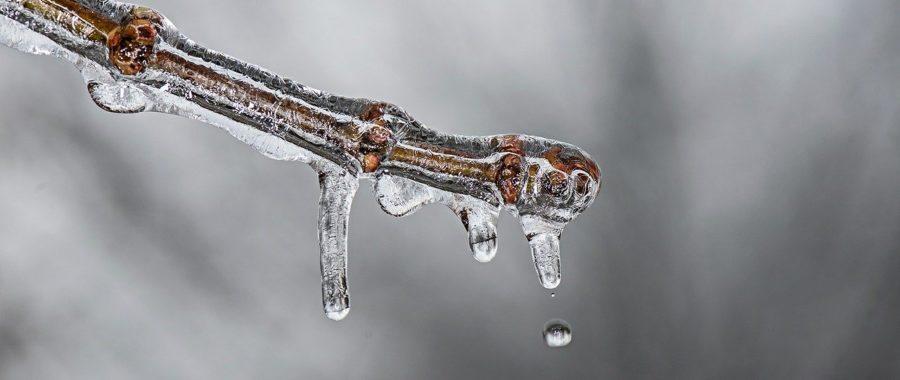 lód oblodzenie