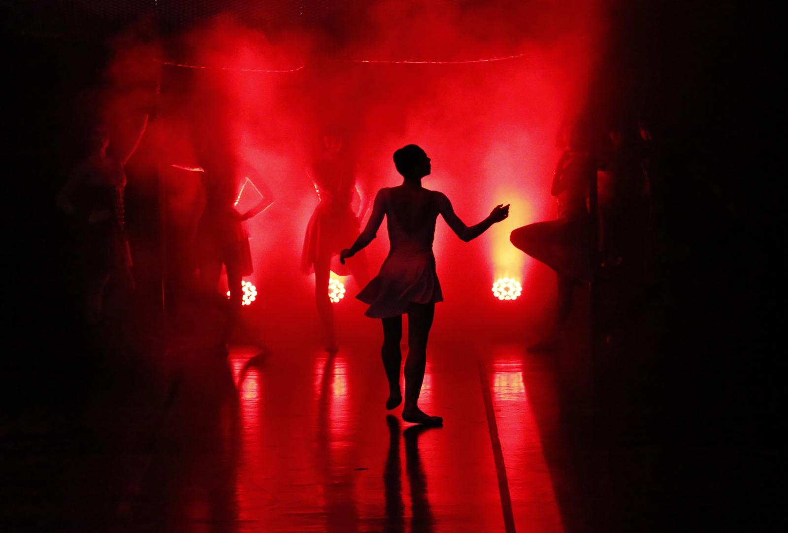 Balet fot. EPA/TATYANA ZENKOVICH