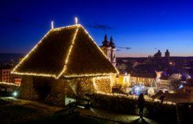 Święta na Węgrzech fot. EPA/Peter Komka
