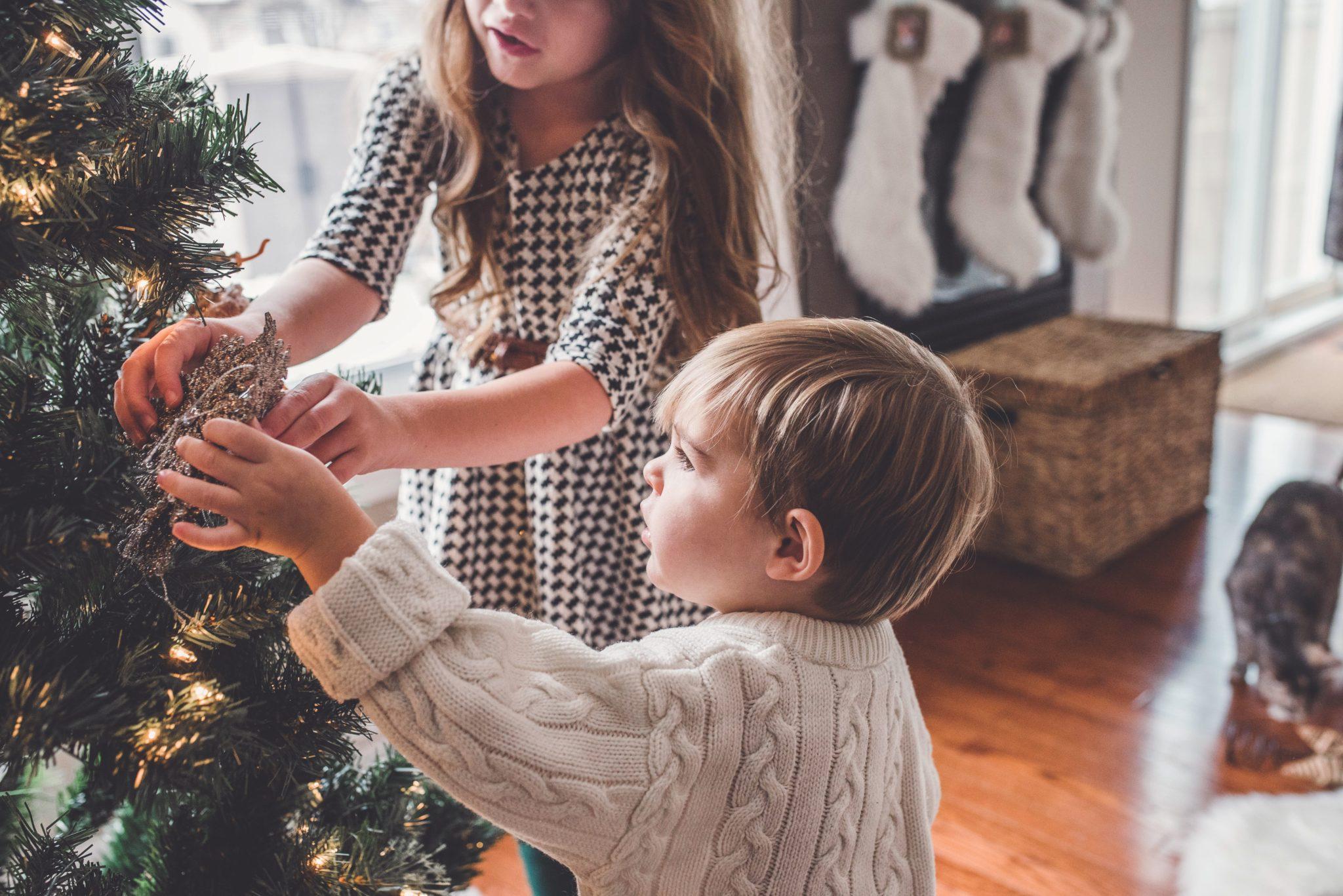 choinka, święta, Boże Narodzenie