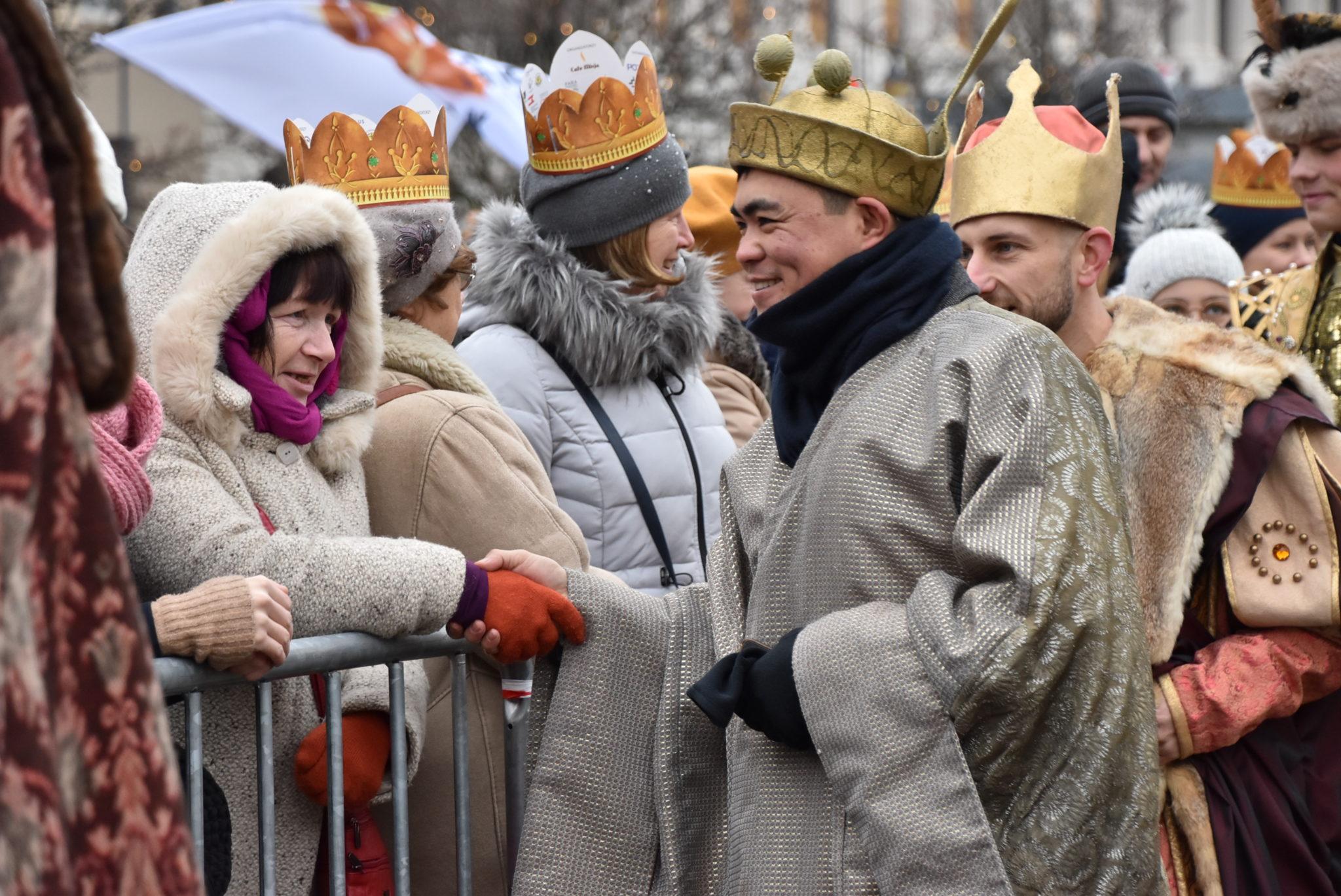 Orszak Trzech Króli Poznań