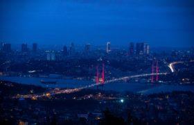 Turcja fot. EPA/ERDEM SAHIN