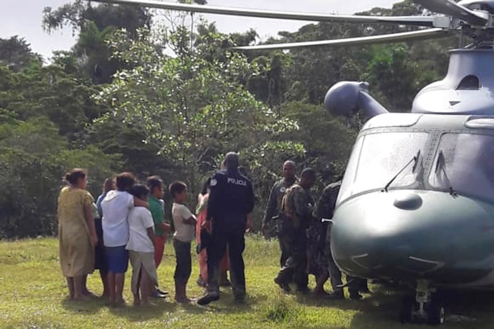 Siedem ofiar sekty religijnej fot. EPA/Public Ministry of Panama