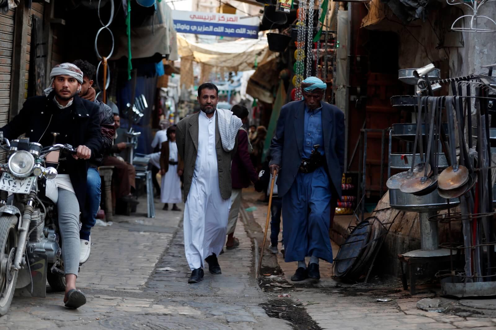 Jemen ciągle pod napięciem fot. EPA/YAHYA ARHAB