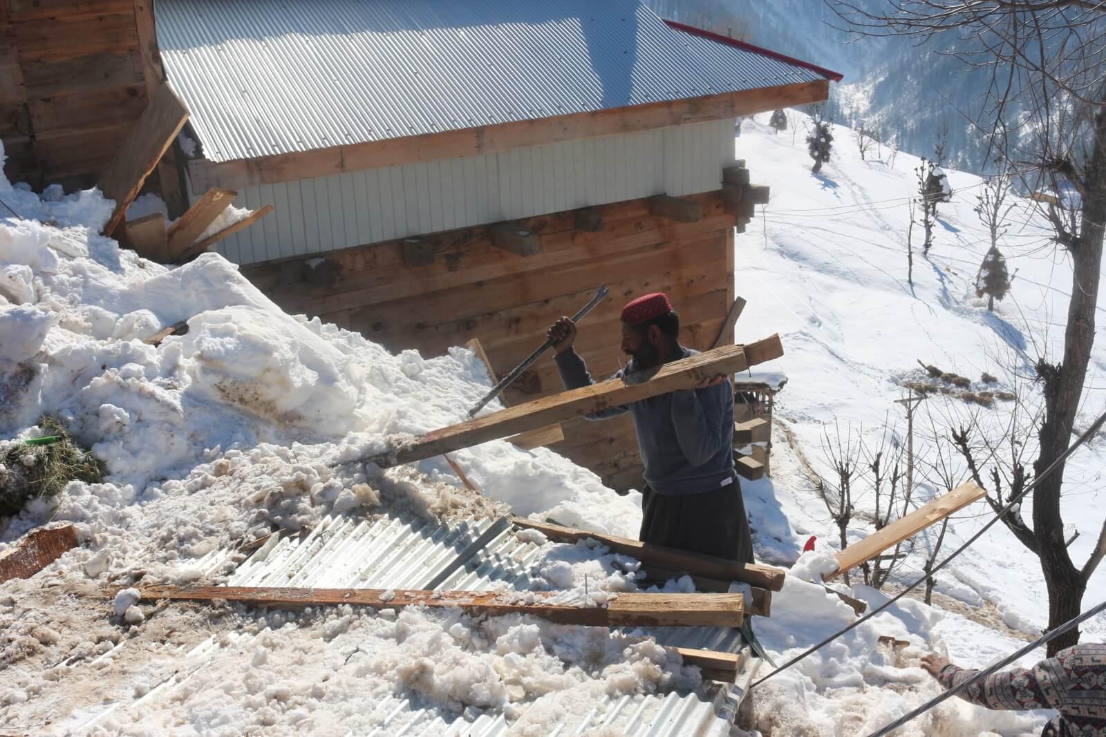 Katastrofa pogodowa w Pakistanie fot. EPA/AMIRUDDIN MUGHAL