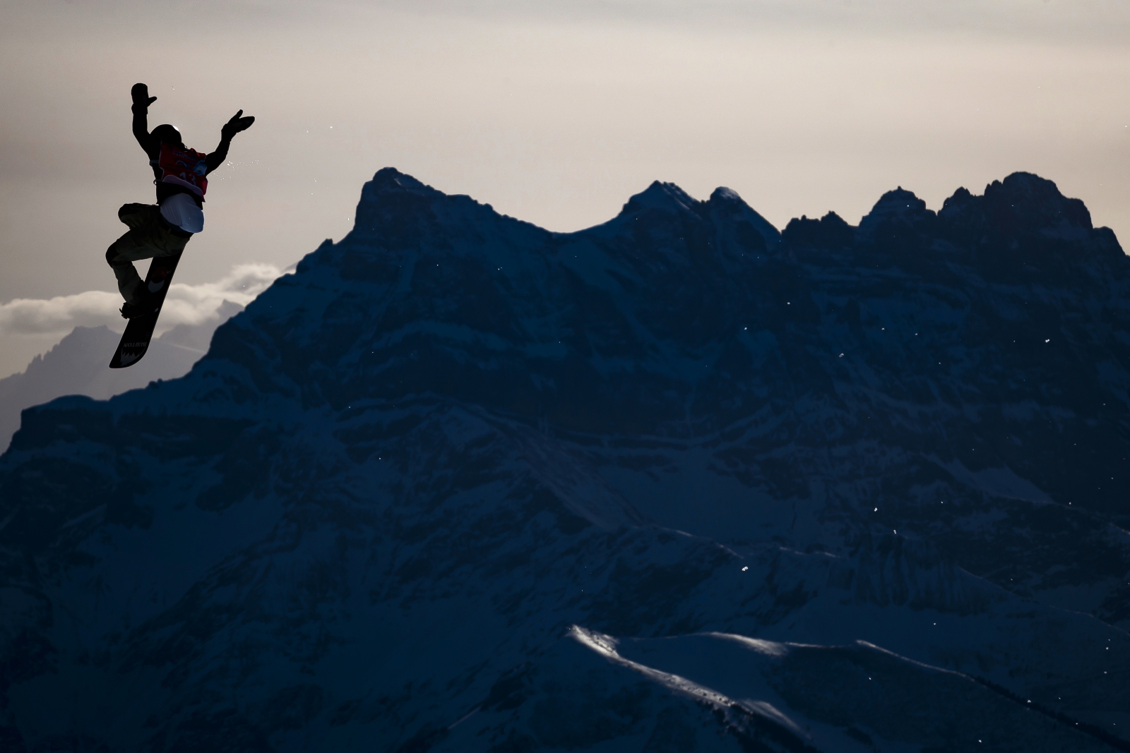 Zimowe Młodzieżowe Igrzyska Olimpijskie w Lozannie, Szwajcaria Fot. PAP/EPA/VALENTIN FLAURAUD