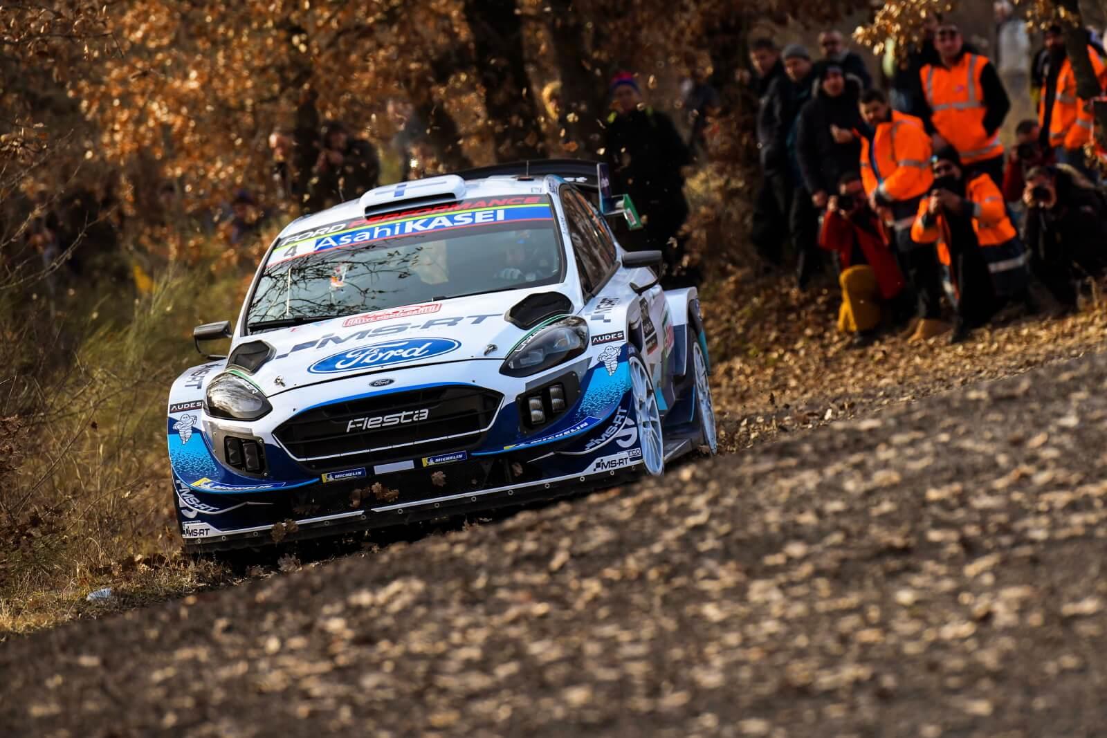 WRC fot.  EPA/-