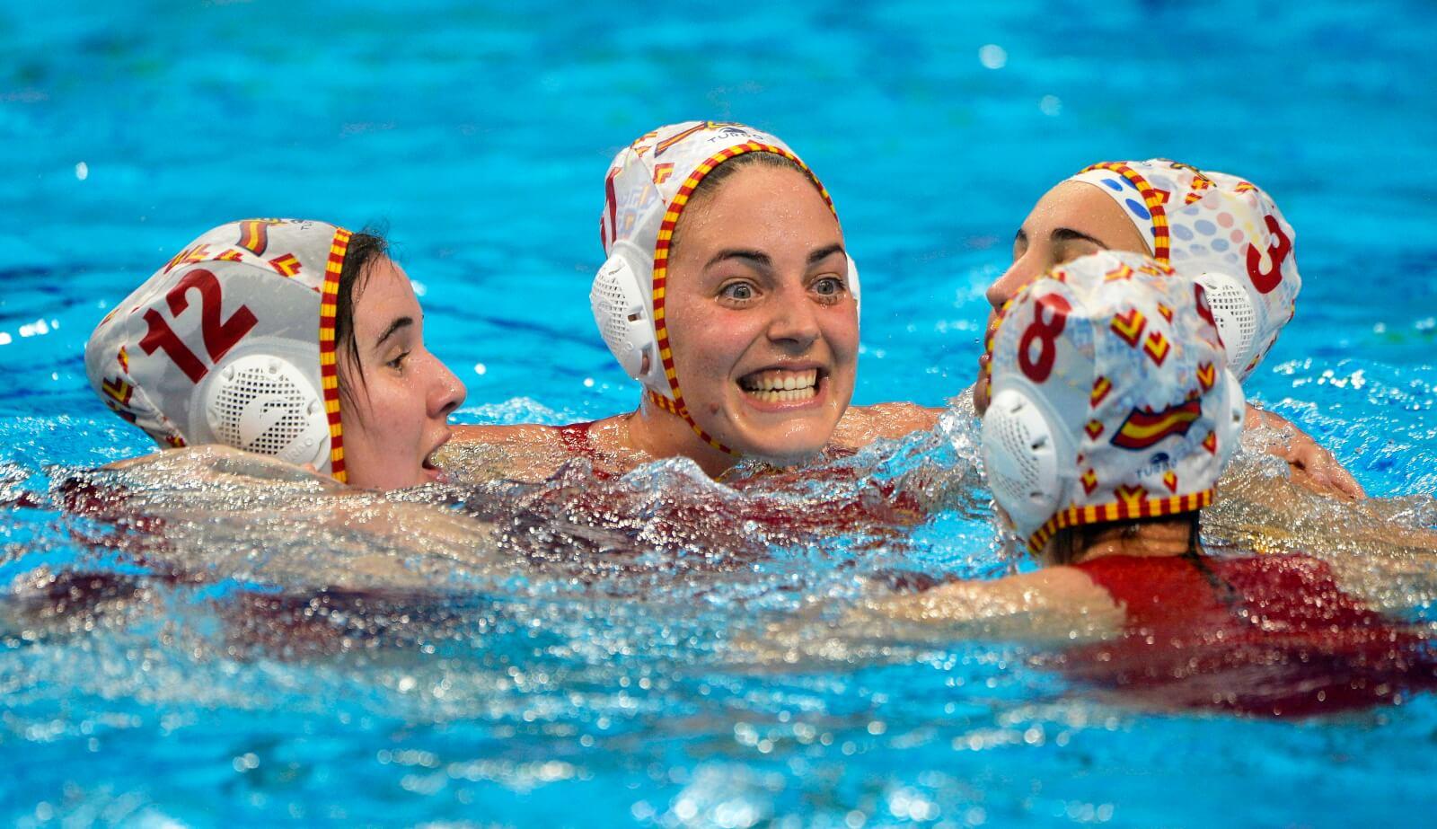 Mistrzostwa Europy w water polo fot. EPA/BALAZS CZAGANY