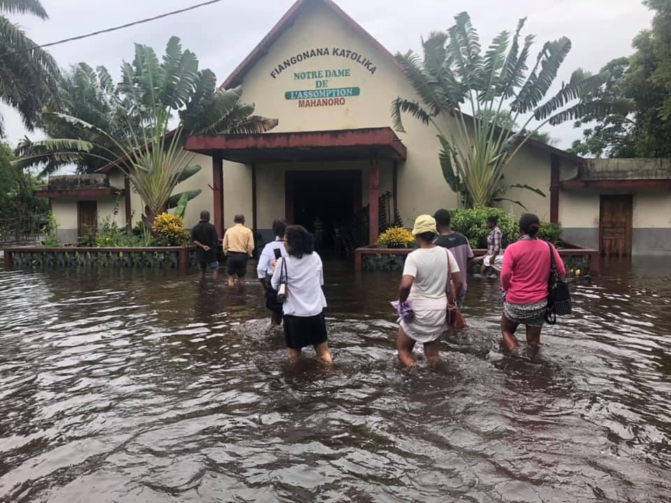 Tragiczne sytuacja na Madagaskarze. fot. Krzysztof Koślik OMI