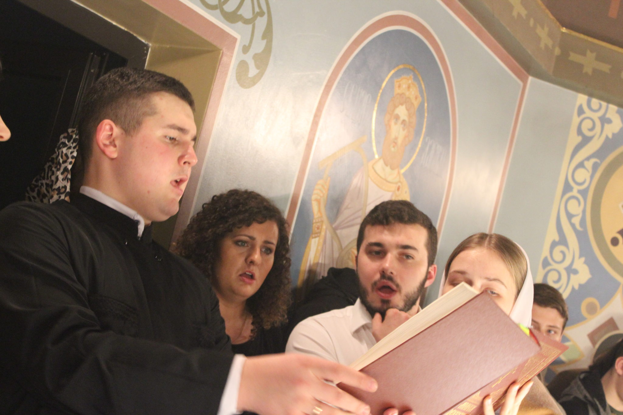 cerkiew prawosławie Światowe Dni Młodzieży Prawosławnej