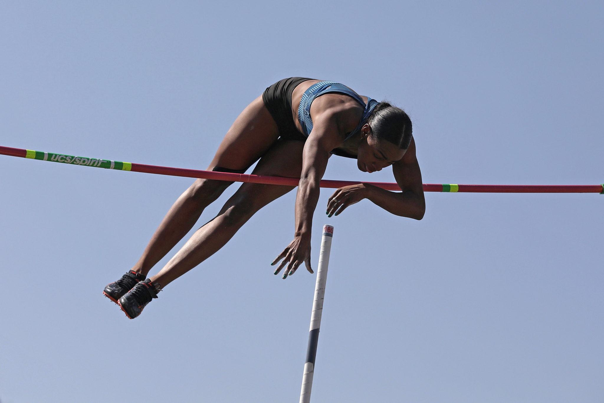 Mistrzostwa w lekkiej atletyce w Meksyku. fot.  EPA/Sashenka Gutierrez