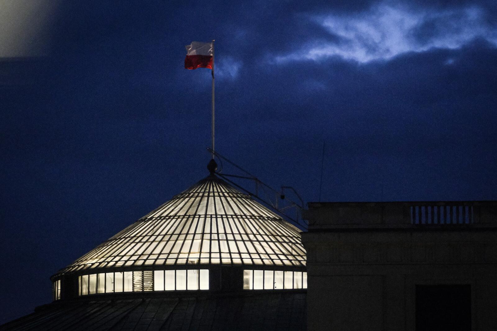 Sejm fot. PAP/Mateusz Marek