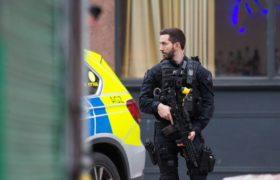 londyn policja