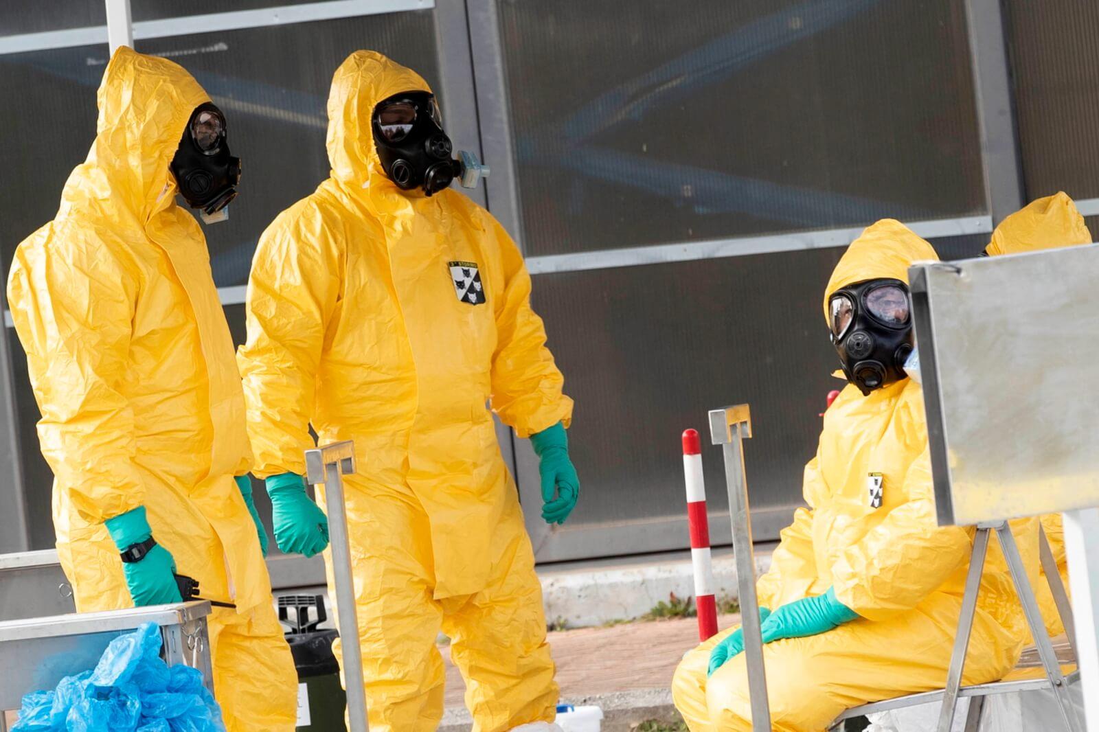 Koronawirus we Włoszech fot. EPA/MASSIMO PERCOSSI