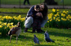 Wielka Brytania fot. EPA/WILL OLIVER