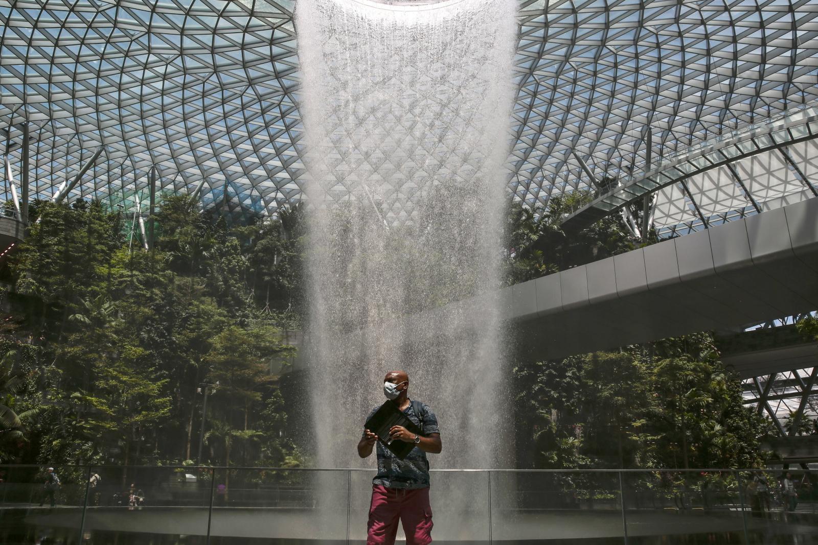 Singapur fot. EPA/WALLACE WOON