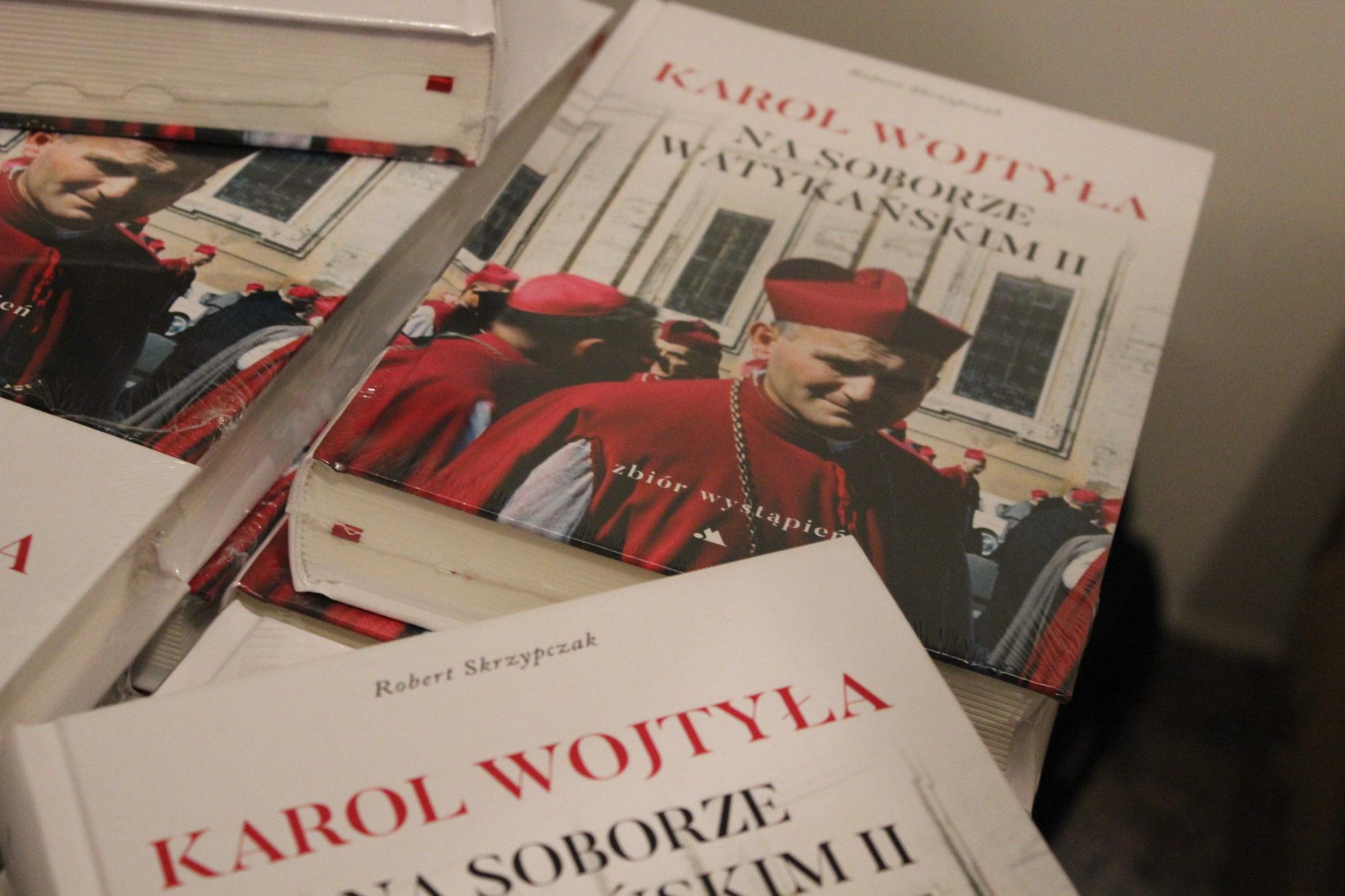 Karol Wojtyła Sobór Watykański II ks. Robert Skrzypczak