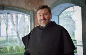 o. Stanisław Jaromi OFMConv. fot. Michał Jóźwiak