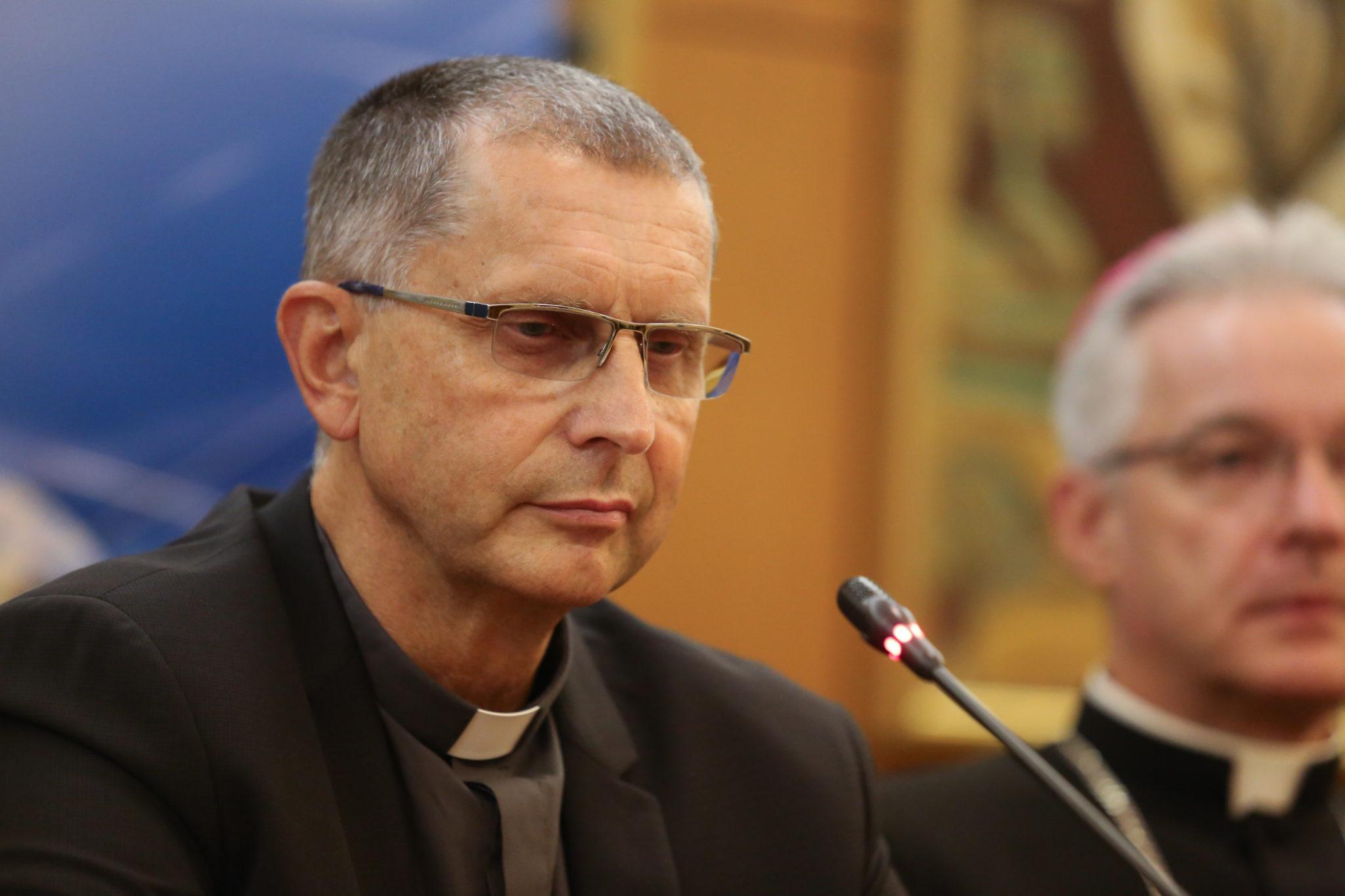 ks. Bogusław Brzyś