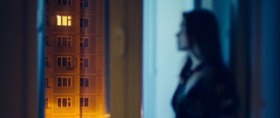 kobieta, samotność