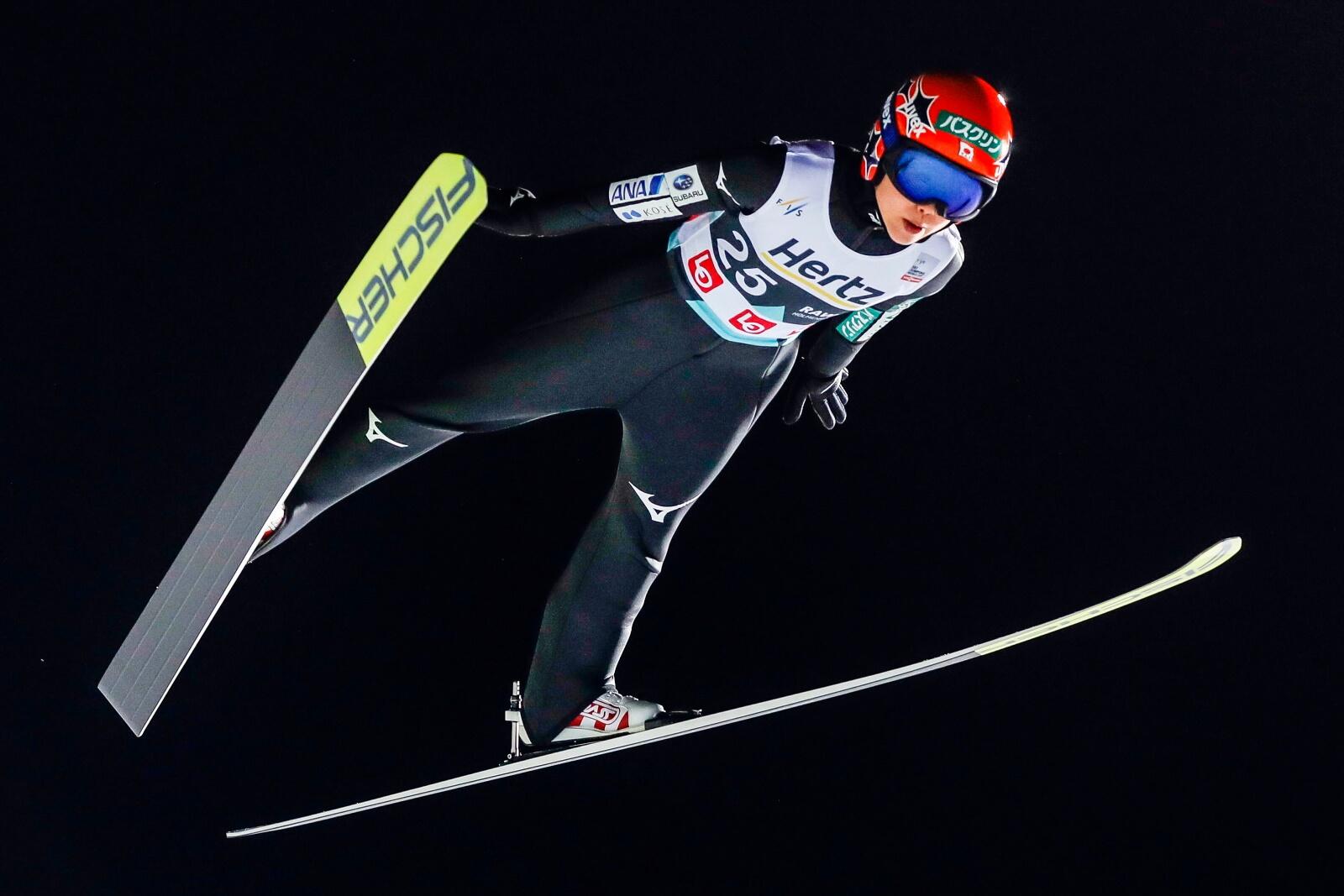 Skoki narciarskie w Lillehammer fot. EPA/GEIR OLSEN