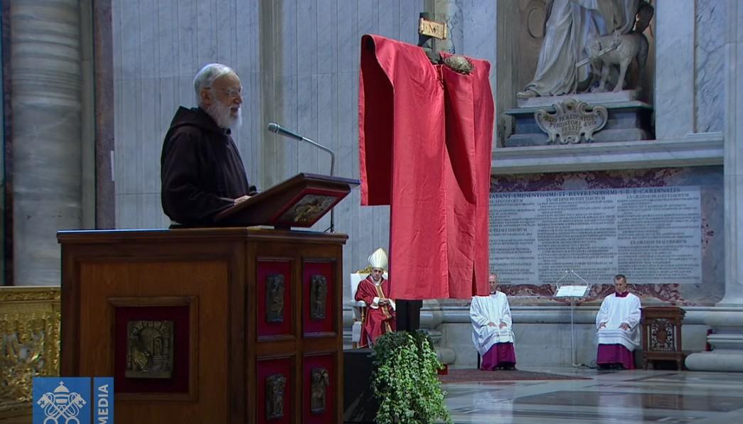 Fot. youtube/Vatican Media Live