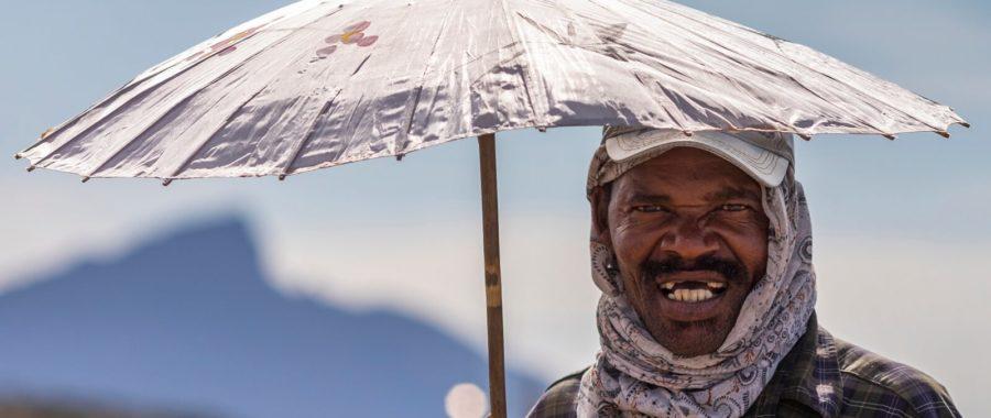 Bezdomni w walce z koronawirusem fot. EPA/NIC BOTHMA