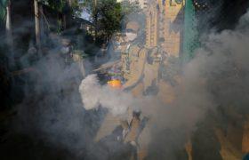 Koronawirus w Pakistanie fot. EPA/SHAHZAIB AKBER