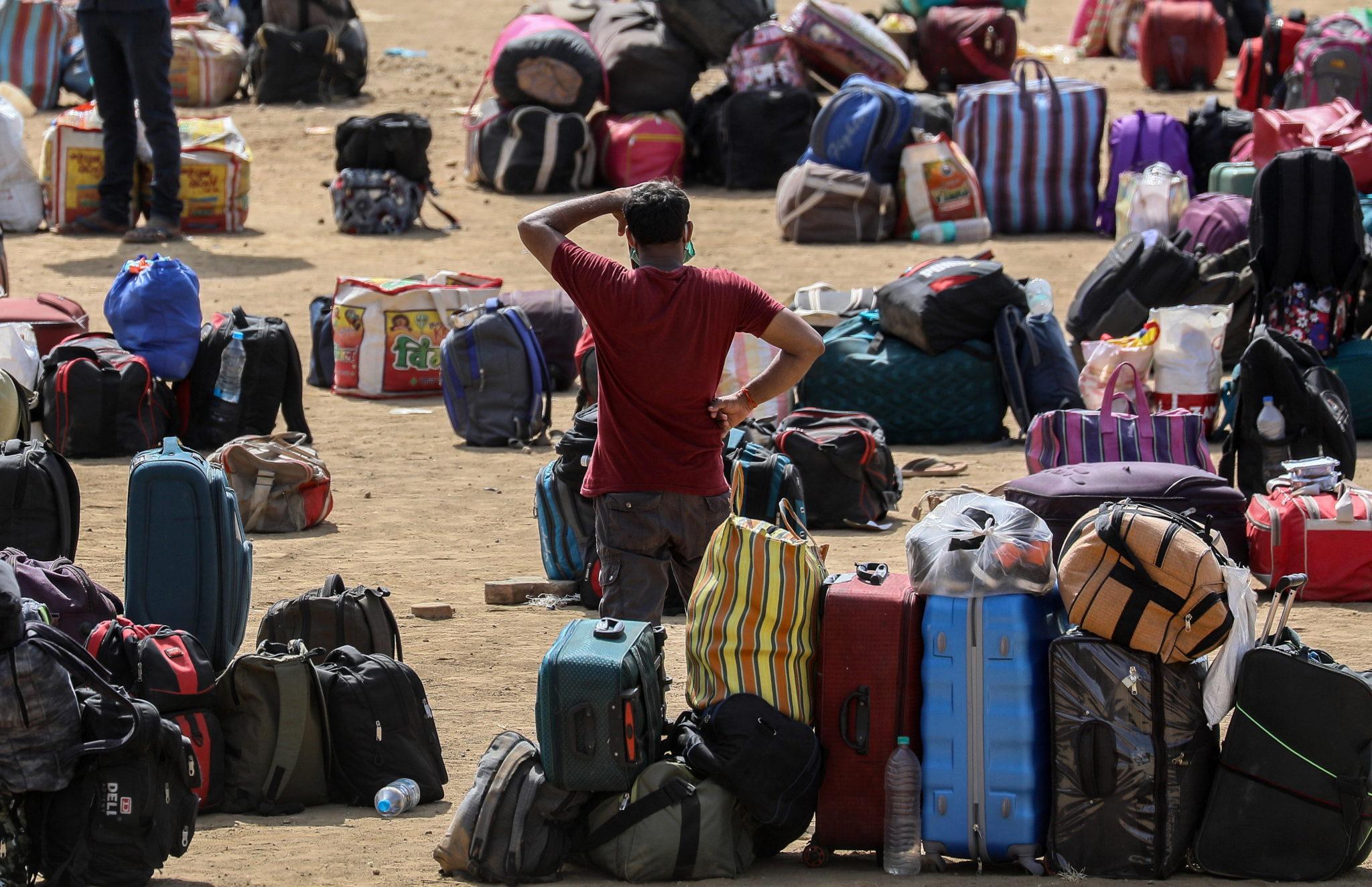 Mumbai. Fot. EPA/DIVYAKANT SOLANKI