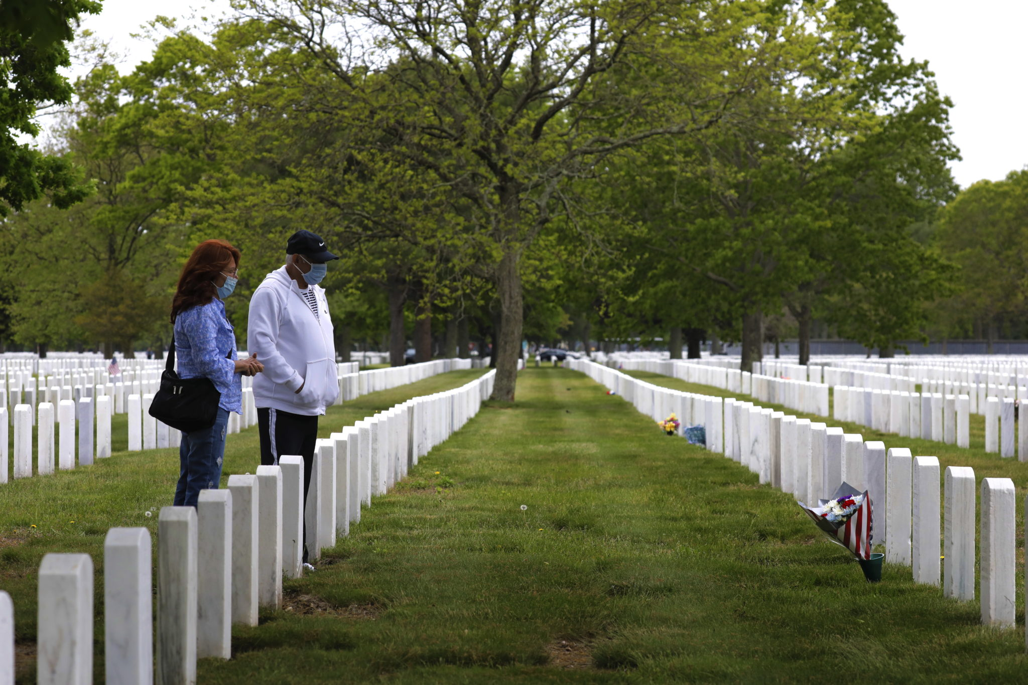 USA: Dzień Pamięci, to dzień dla uczczenia żołnierzy, którzy zginęli podczas służby w siłach zbrojnych USA, fot. EPA/Peter Foley