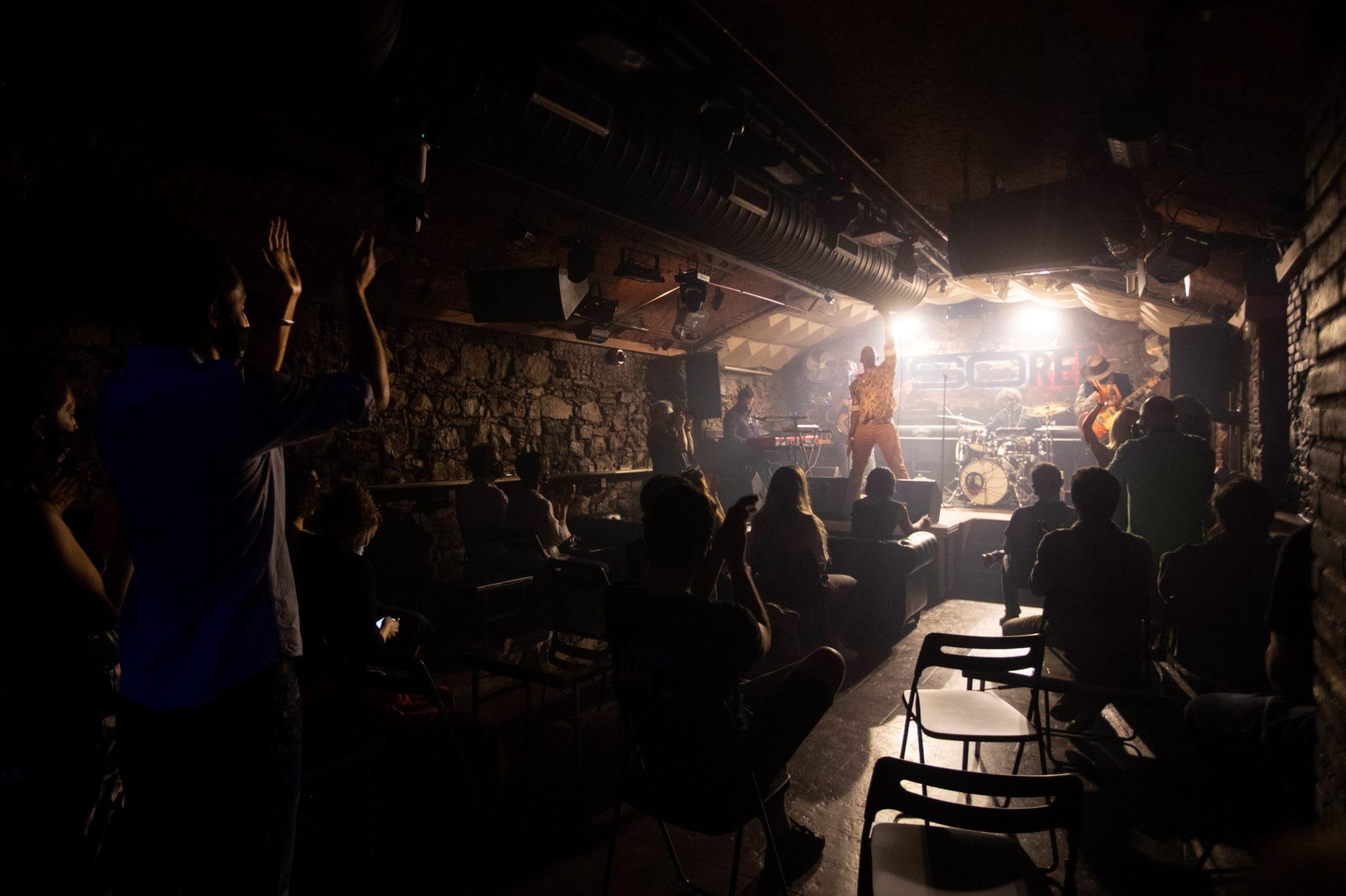 Sala muzyczna została ponownie otwarta, widownia może liczyć max 30 osób. fot. fot. EPA/Marta Perez