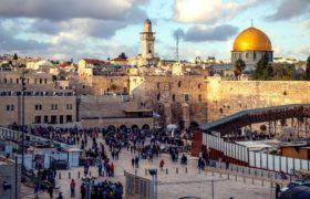 Jerozolima Grób Pański otwarty