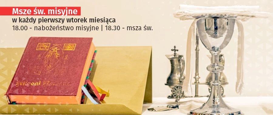 msza św misyjna online