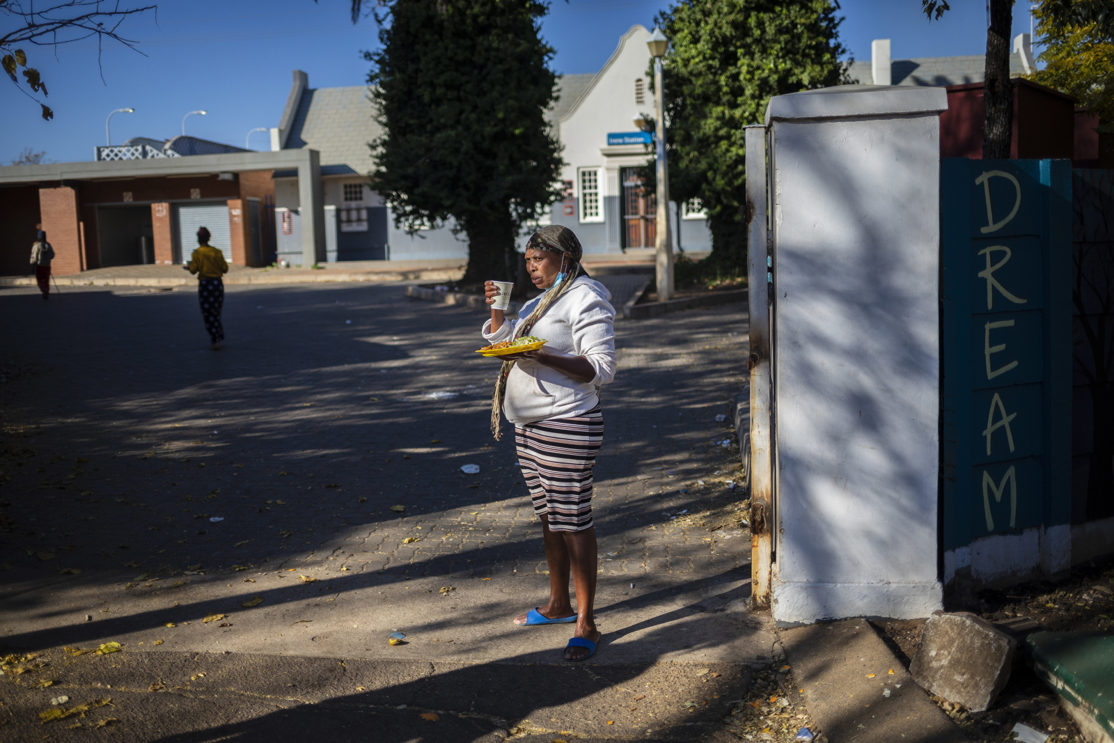 Obchody Światowego Dnia Środowiska w RPA fot. PAP/EPA/KIM LUDBROOK