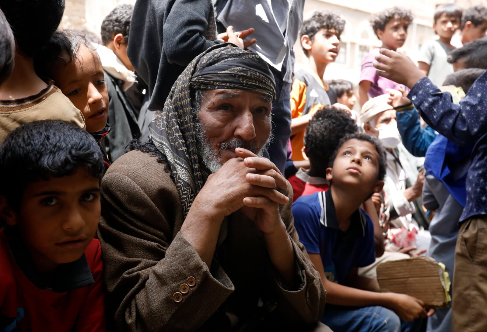 wojna w jemenie