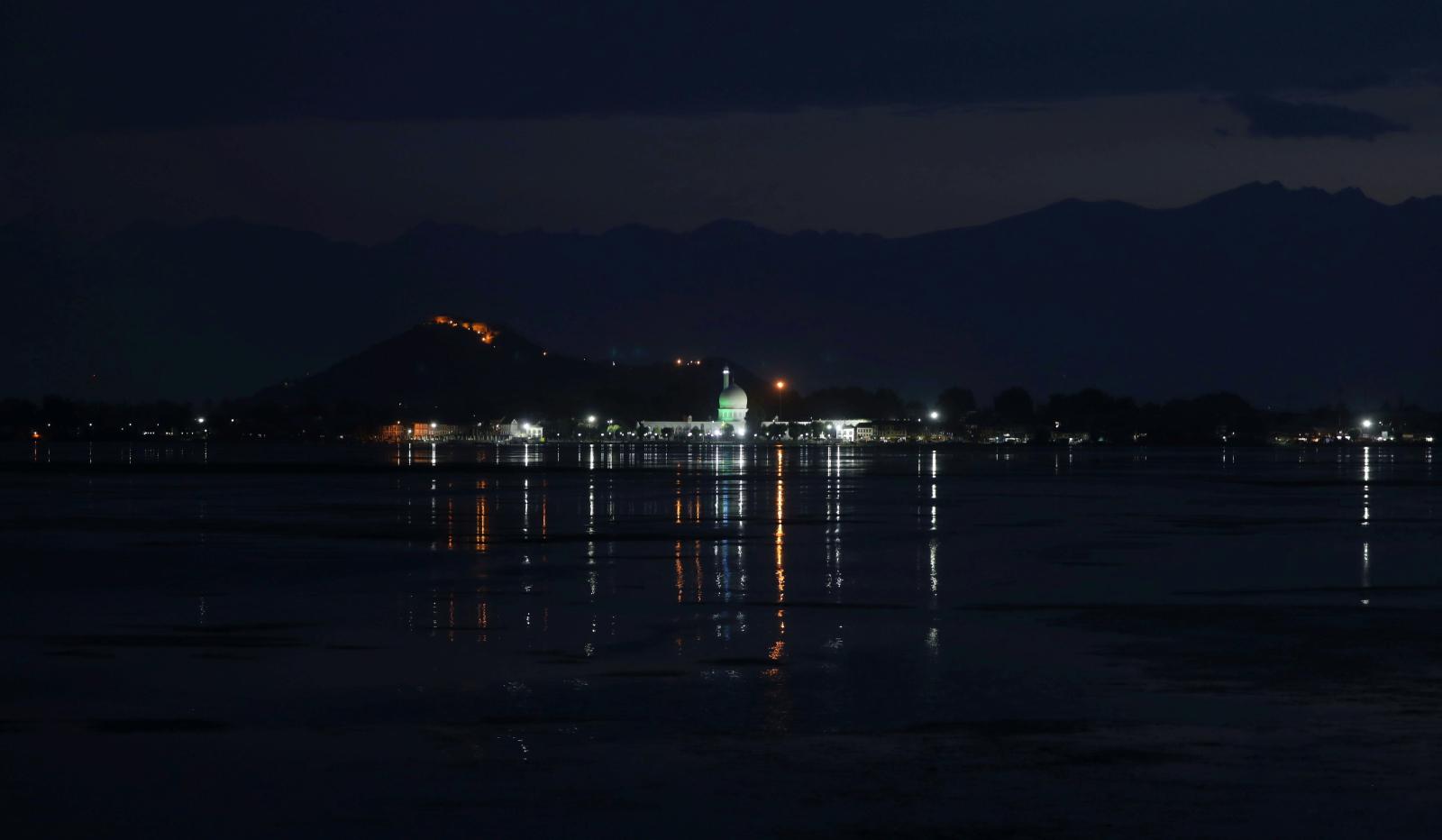 Letnia noc fot. EPA/FAROOQ KHAN